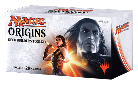 Magic Origins Deck Builders Toolkit
